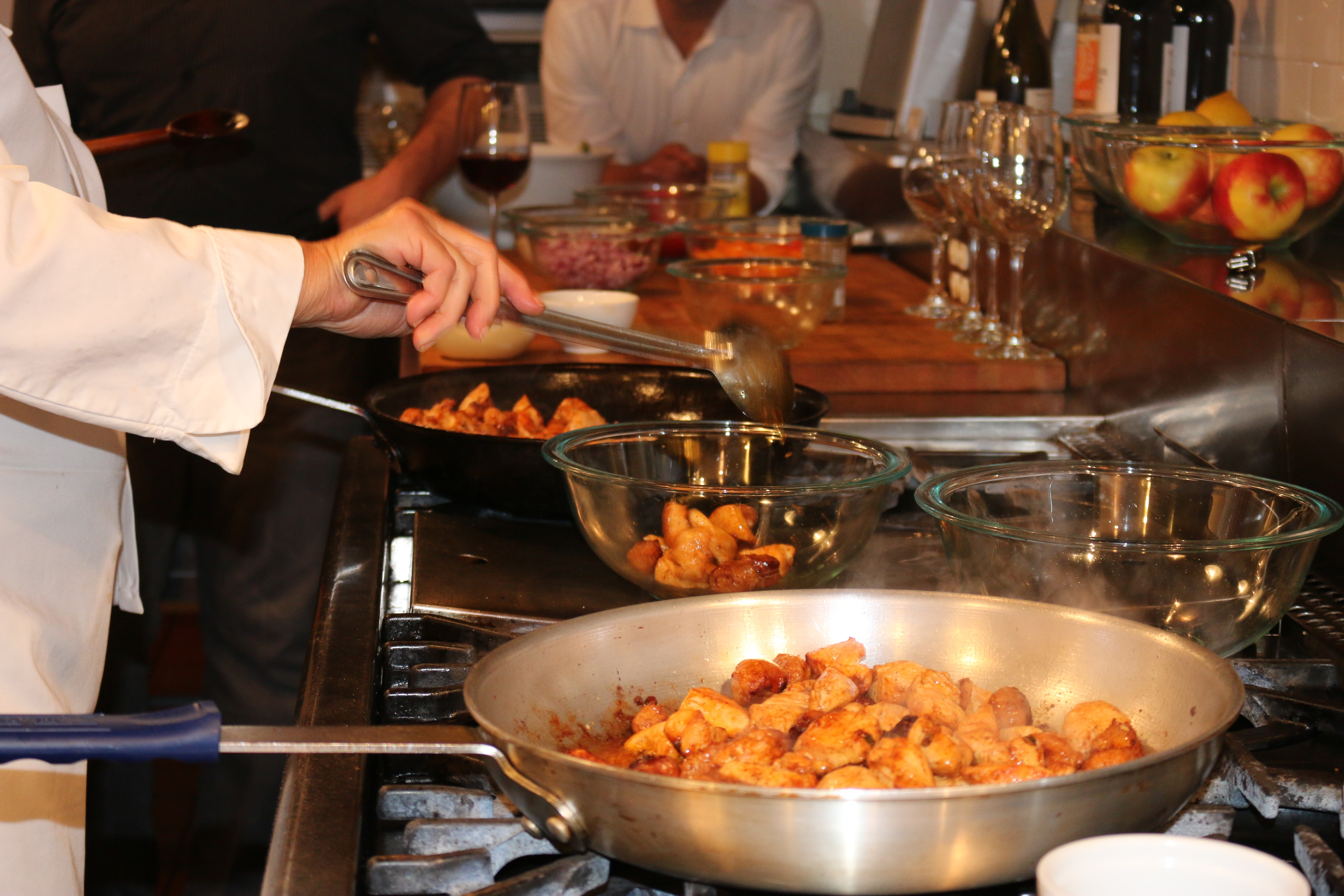 Cooking Classes NYC