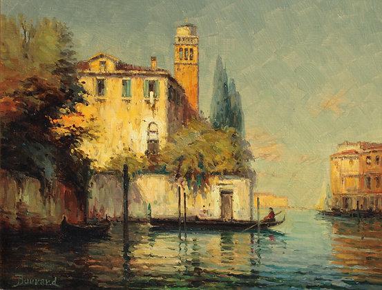 COLETTE BOUVARD | Venetian Reflections