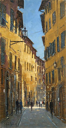 PETER VAN BREDA | Via Della Condotta, Florence