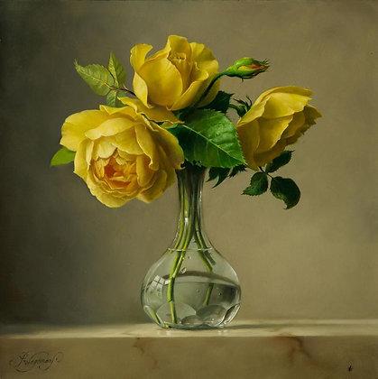 PIETER WAGEMANS   Golden Roses
