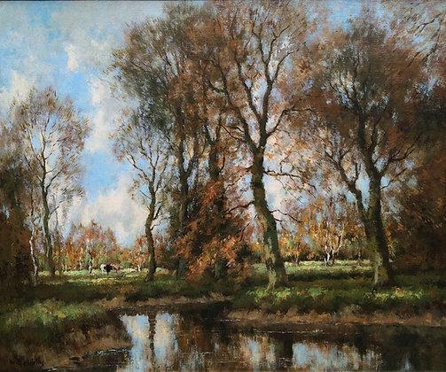 WILLEM HENDRIKS | Summer in Holland