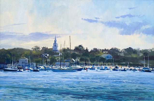 RONNY MOORTGAT | Boats at Rest
