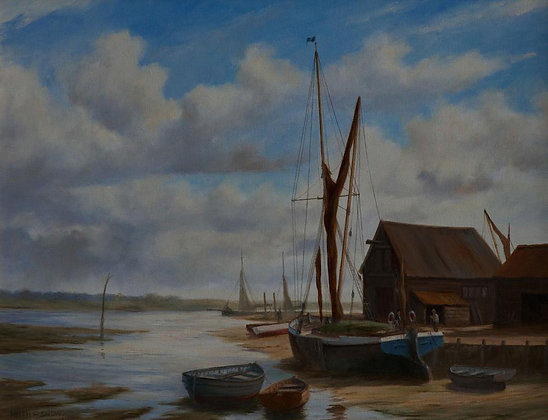 KEITH SNOW | An Essex backwater