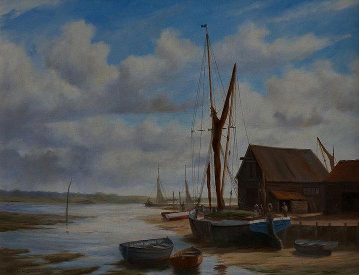 An Essex backwater