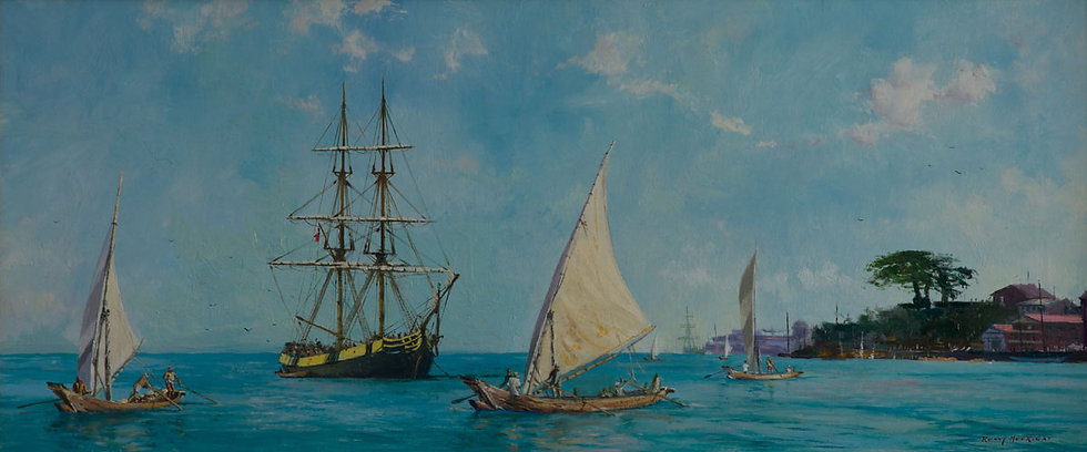 The Caribbean Trader