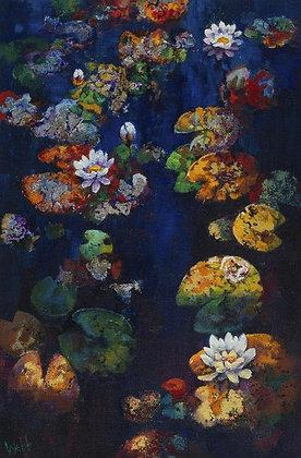 KENNETH WEBB | Waterlily Pool