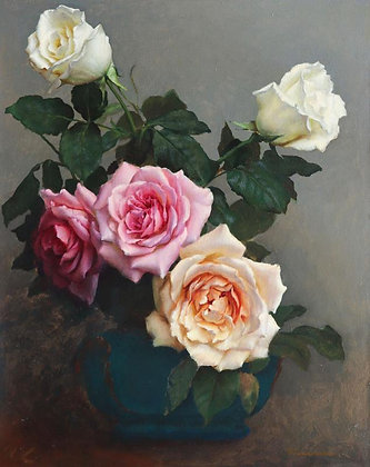 IRÈNE KLESTOVA   Delicate Flowers