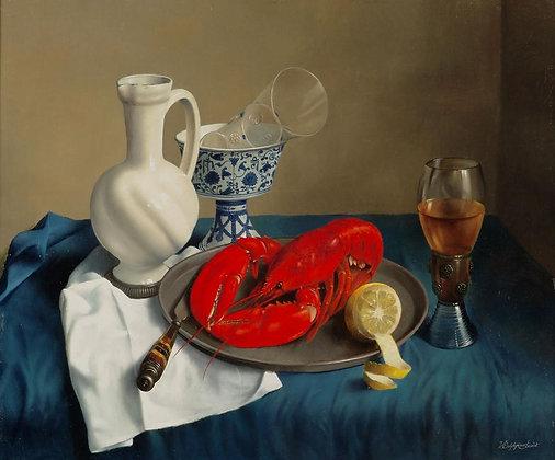WILLEM DOLPHYN | Marine Delicacy