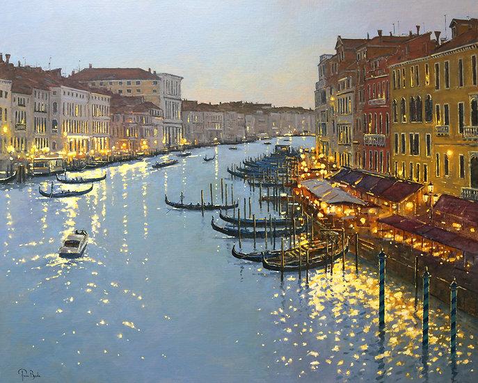 Sparkling Lights of Venice