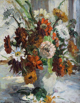 DOROTHEA SHARP | Nature's Harvest
