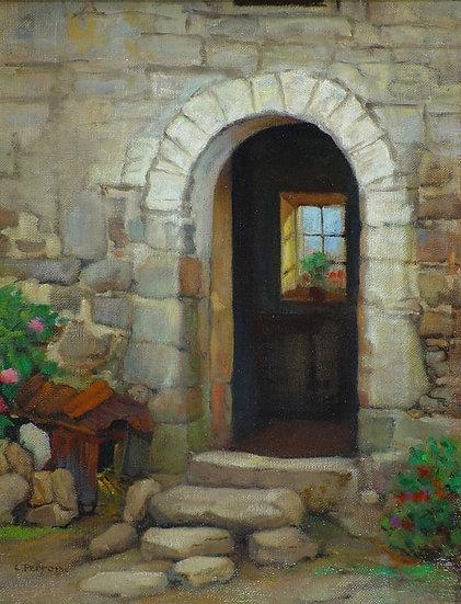 The Cottage Doorway