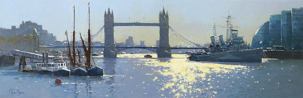 First Light, Tower Bridge, London