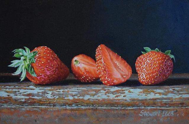 STEWART LEES | Sweet Strawberries
