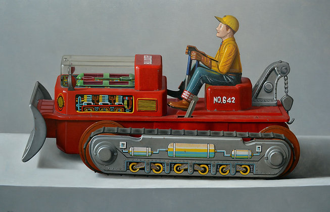 WALTER DOLPHYN   Bulldozer N°642