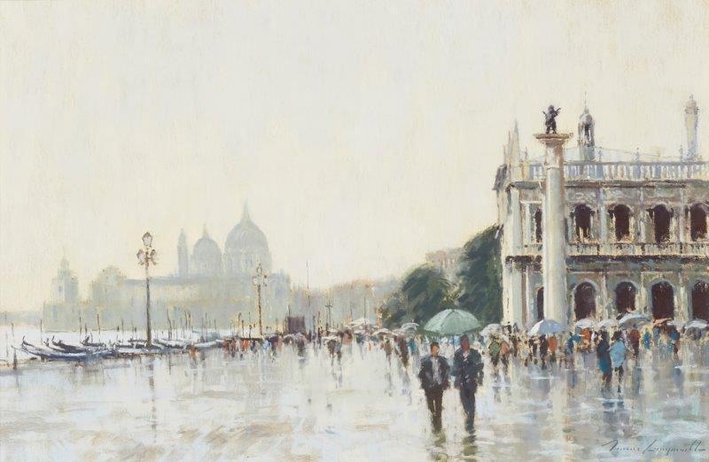 Rainy Day, Venice