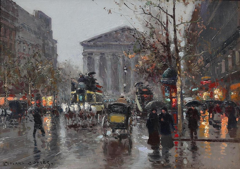 Rue Royale Madeleine