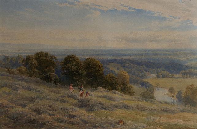 HAROLD SUTTON PALMER | The Wye Valley