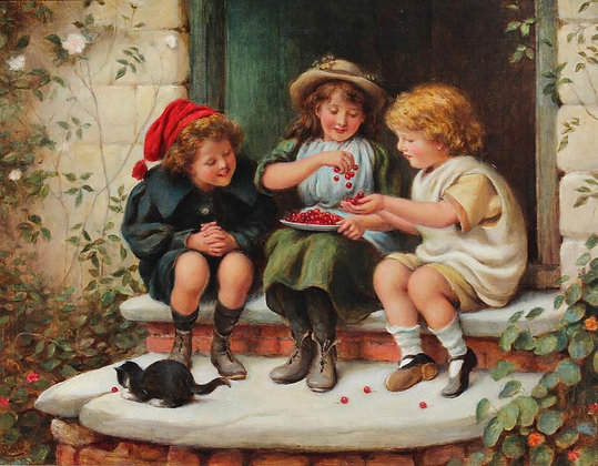JOSEPH CLARK | Sharing Between Friends