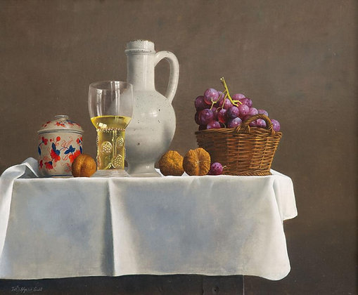 WILLEM DOLPHYN | An Autumn Harvest