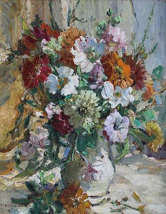 DOROTHEA SHARP | Summer Flowers
