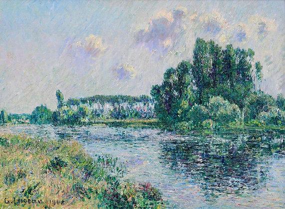 GUSTAVE LOISEAU | Les Bords de L'Yonne
