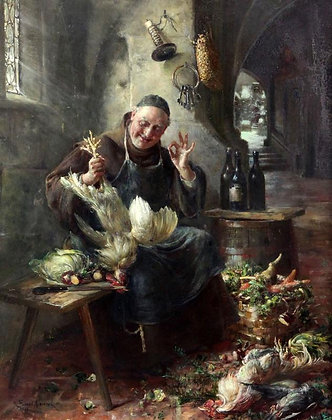 ERNST NOWAK | The Prospect of a Good Meal