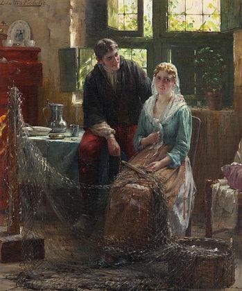 EDWARD PORTEILJE | The Fisherman's Proposal