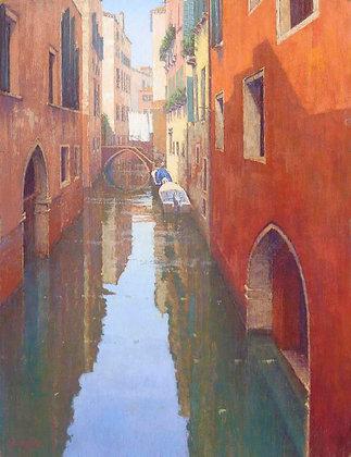 LIONEL AGGETT   Venetian Red