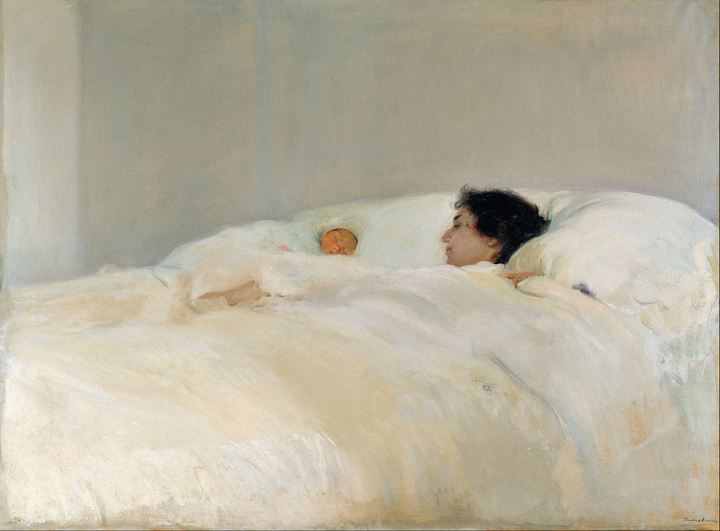 Mother, 1895, Sorolla Museum, Madrid