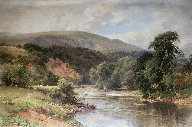 HAROLD SUTTON PALMER | River Esk, North Yorkshire