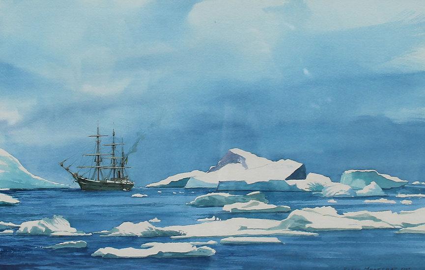 In Antarctic Waters