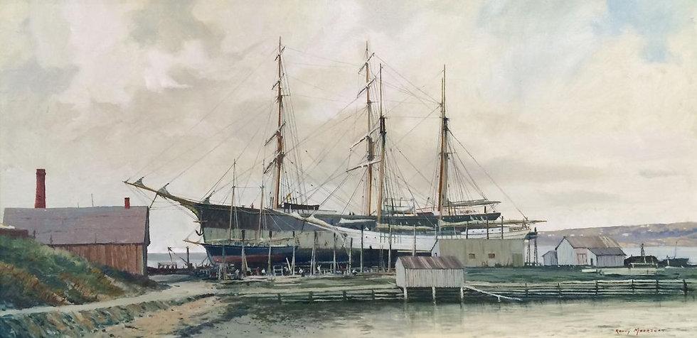 Barque Gazelle