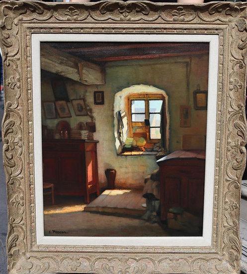 Interieur à la Fenêtre