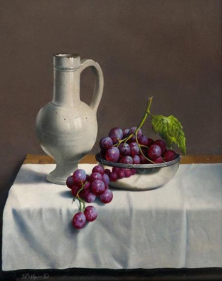 Silver Grapes