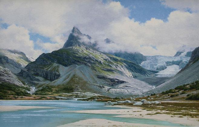 PETER SYMONDS | Mont Miné, Val d'Heréns, Swiss Alps