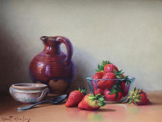 ROBERT CHAILLOUX   Strawberries