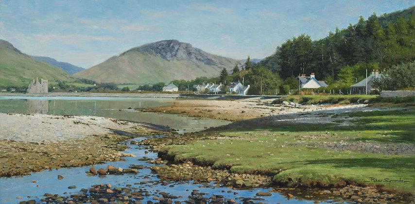 PETER SYMONDS   Loch Ranza, Isle of Arran