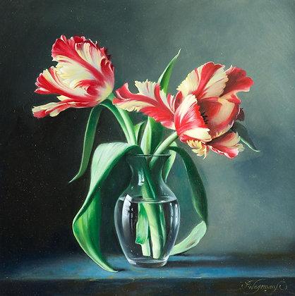 PIETER WAGEMANS | Spring Tulips