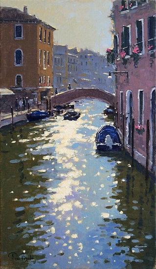 Rio della Misericordia, Venice
