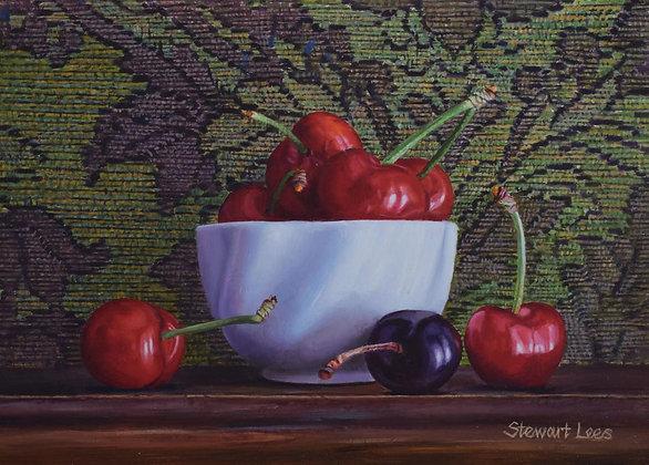 STEWART LEES   A Bowl of Cherries