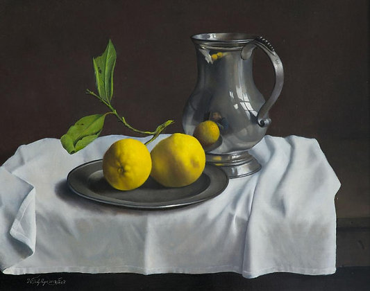 WILLEM DOLPHYN | Lemon Reflection