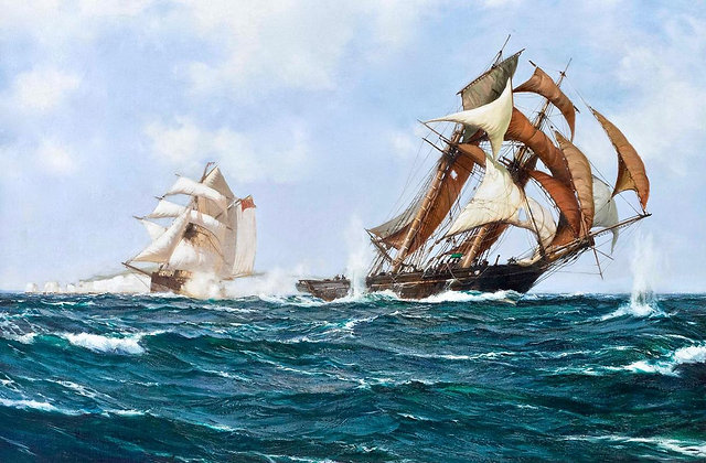 MONTAGUE DAWSON | Smuggling off the Needles