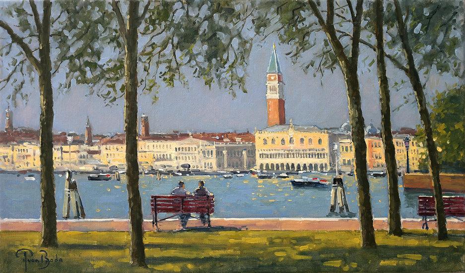 Giardini, Venice