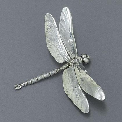 NICK BIBBY | Silver Dragonfly