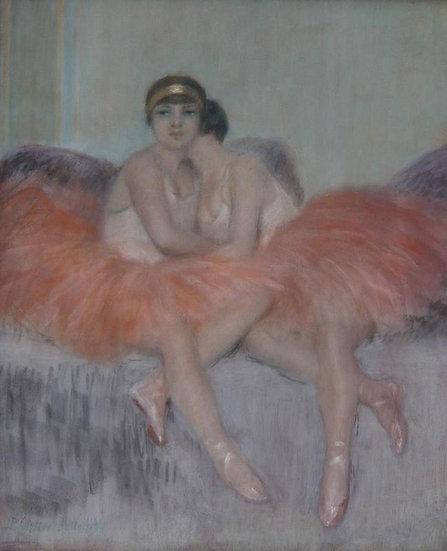 Resting Ballerinas