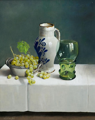 WILLEM DOLPHYN | Subtle Shades of Green