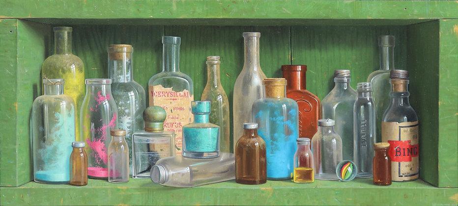 WALTER DOLPHYN | Bottled Up!