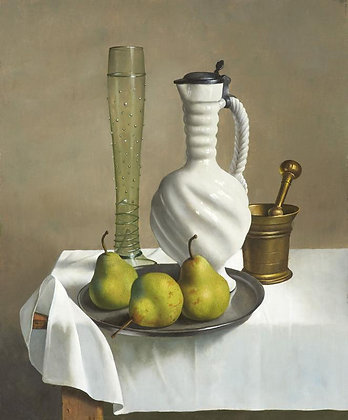 WILLEM DOLPHYN | Pear Delight
