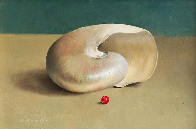 WILLEM DOLPHYN | A Shell and a 'Pearl'