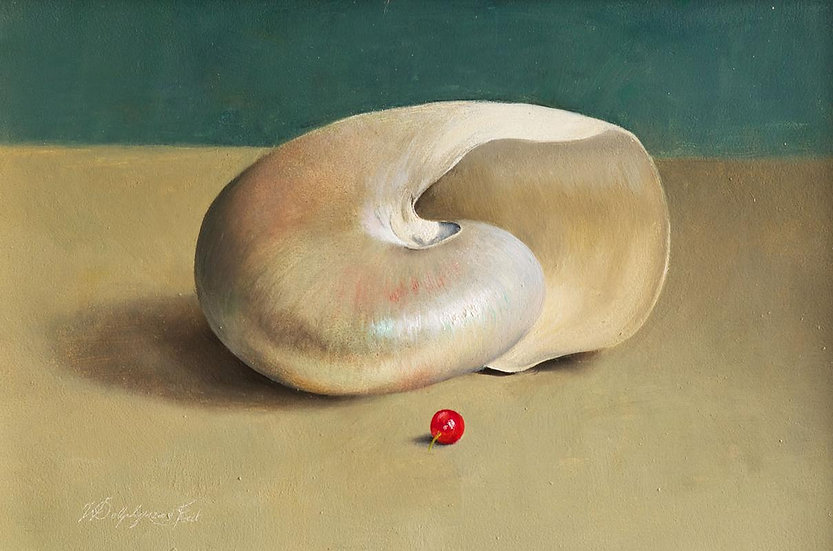A Shell and a 'Pearl'